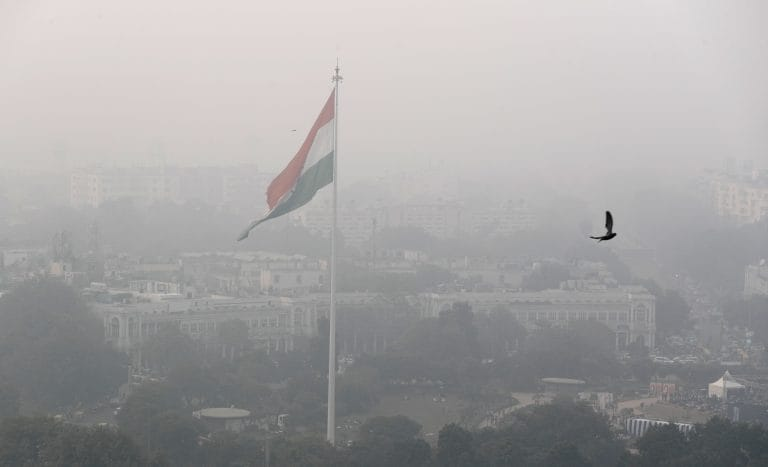 Delhi pollution: Supreme Court blasts central govt, says look at hydrogen-based fuel tech as solution