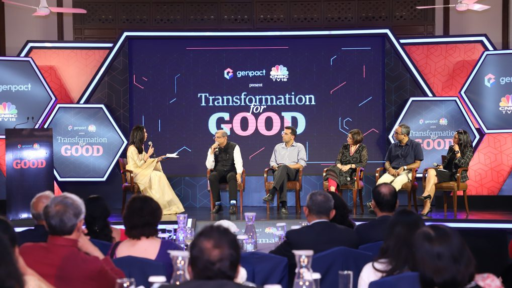 Transformation for good: The social sector needs business transformation too