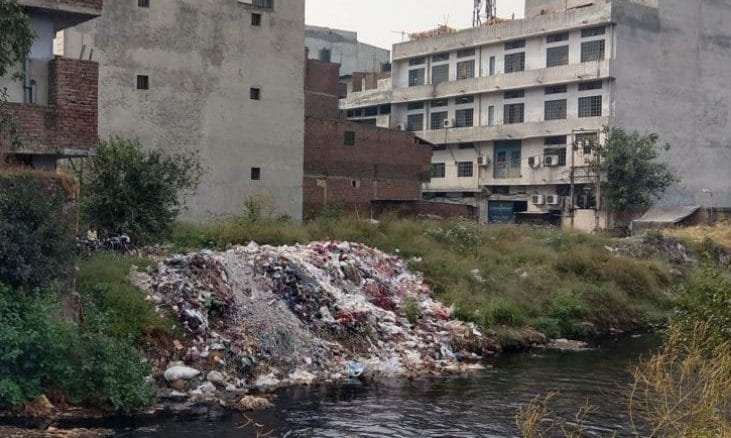 Ludhiana attempts to come clean, again