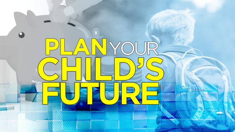 Money Money Money: Plan for your child's future