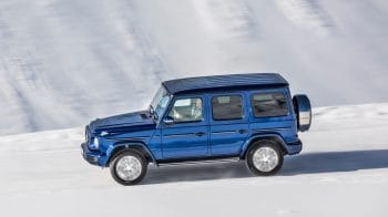 Overdrive: First ride review of Mercedes-Benz G 350d