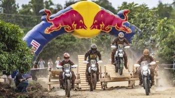 Yuva Kumar wins Red Bull India's Ace Of Dirt event