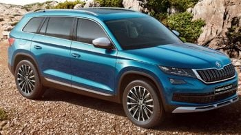 Overdrive: First ride review of Skoda Kodiaq Scout