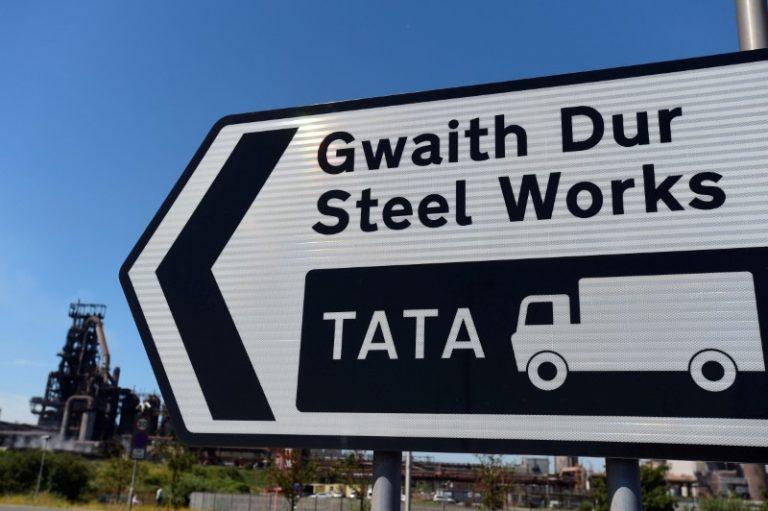 London Eye: Tata slipping away, Mahindra biking in