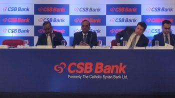 CSB Bank shares jump 8% after it posts record net profit for FY21