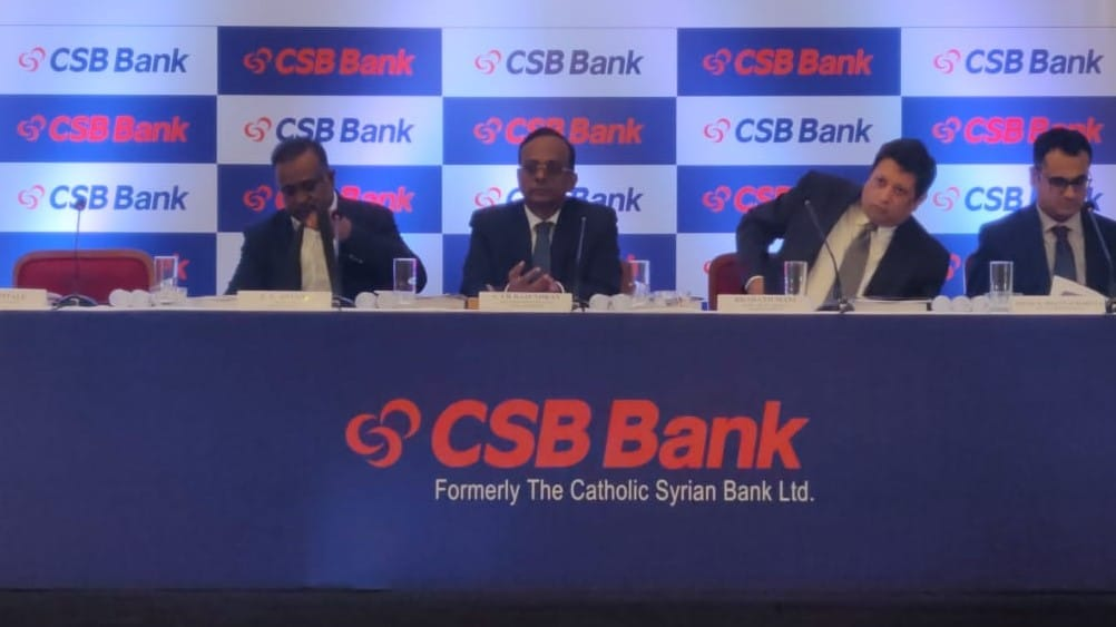 CSB Bank: The bank will get listed on the stock exchanges at a final issue price of Rs 195 per share on Wednesday.