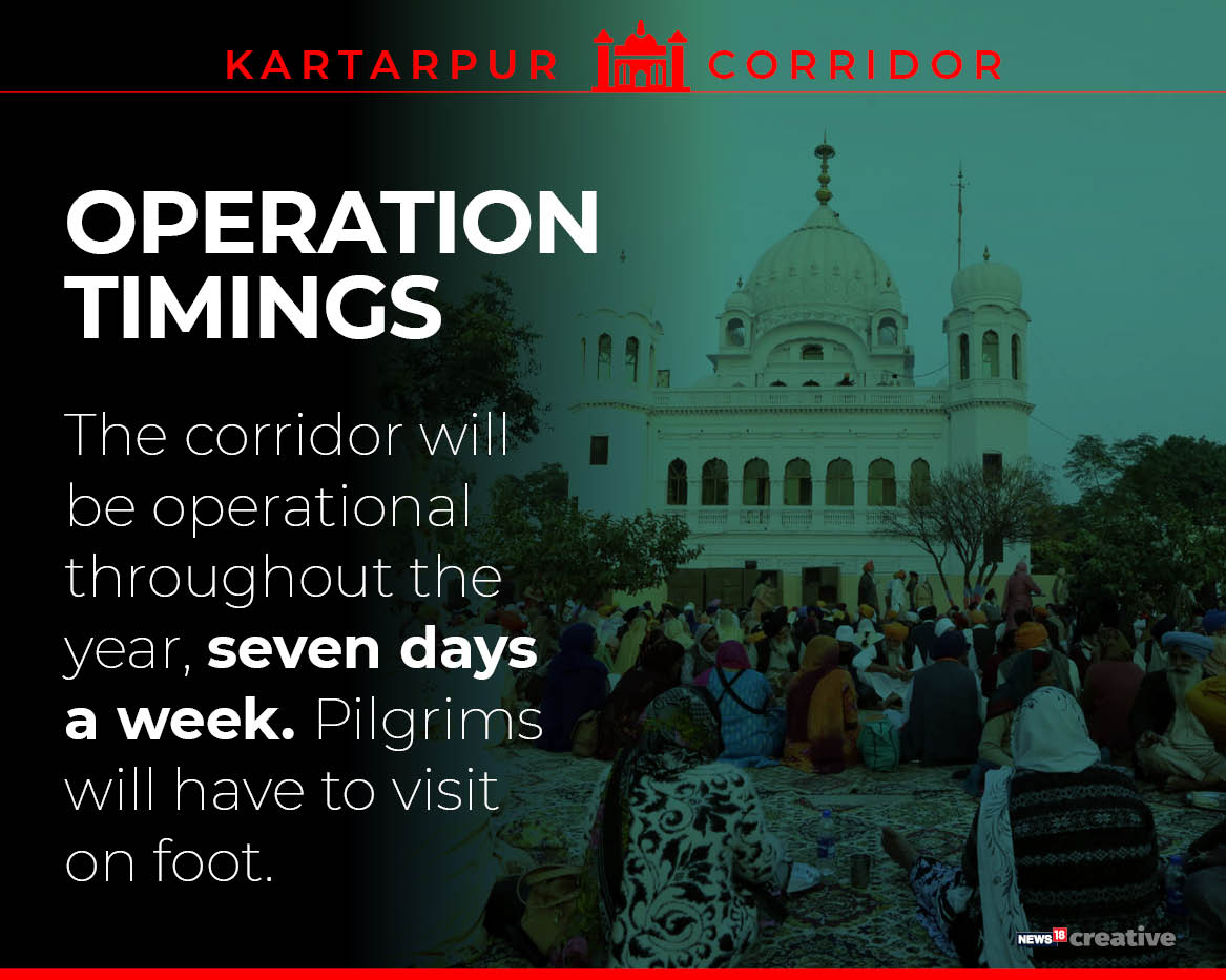 Pakistan has decided to charge $20 each from Indian pilgrims using the Kartarpur corridor on the inauguration day on Saturday. The decision to charge the $20 fee from the 550 pilgrims using the corridor on the day of the inauguration is another in a line of u-turns by Pakistan on the Kartarpur modalities.