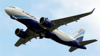 COVID-19 curbs: Airline shares fall as domestic air traffic dips; SpiceJet down 6%, IndiGo 3.5%