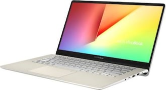 Asus Vivobook S Series – Rs 54,990 - This option from Asus proves to be a great balance between performance and size. It has a 14-inch full HD display with three side slim bezels and weighes just 1.4kg. In the hardware department you get an Intel Core i5 8th gen processor, 8GB RAM, 256GB SSD plus a 1TB hard drive for storage. It has a unique ergolift design that raise the laptop at an angle for comfortable typing. It has 3 x USB 3.0 port, USB Type C port, HDMI and a microSD card reader along with HD webcam, fingerprint reader and a backlit keyboard. It also boasts or fast charging support with 60% charge in less than an hour.