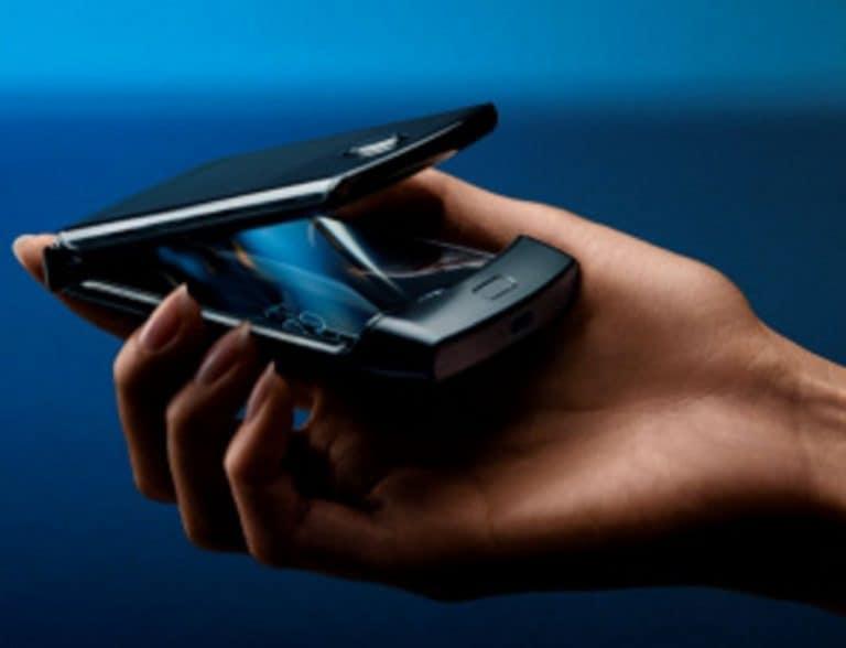 Motorola Razr fold 2019: Motorola unveils all new foldable RAZR phone at an eye-watering price