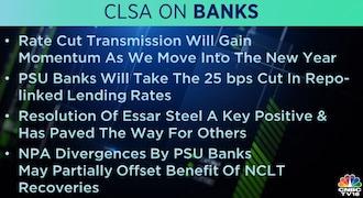 CLSA on Banks: