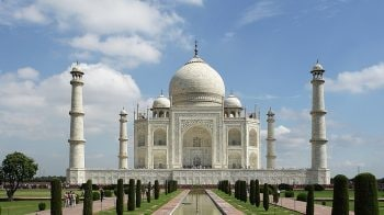 Taj Mahal reopens on Monday with social distancing, masks
