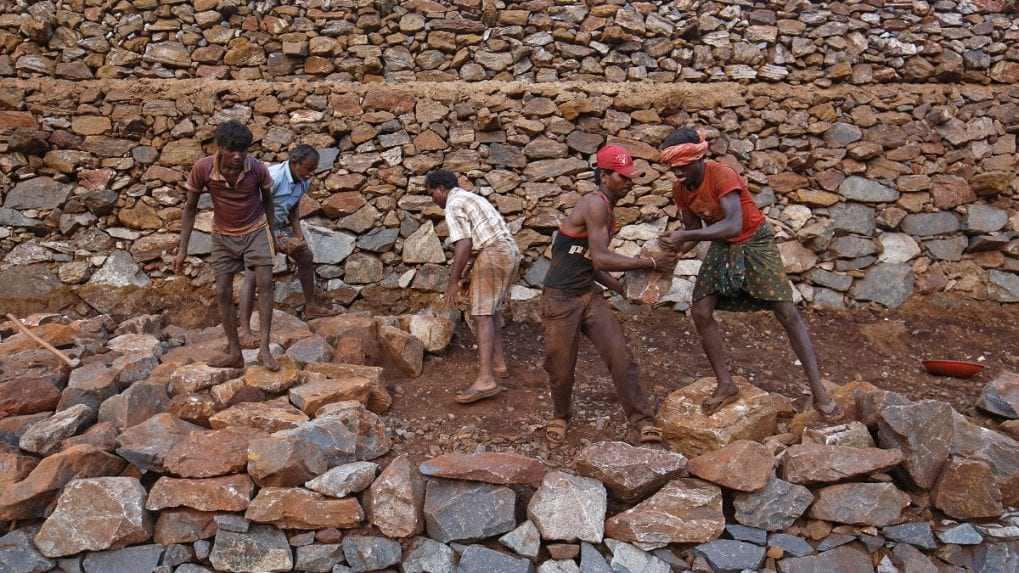 Global award for project that secured land for tribal people in Karnataka