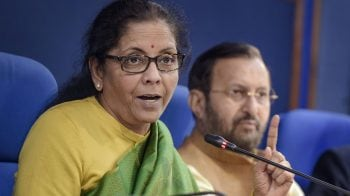 FM Sitharaman gives update on state of the economy
