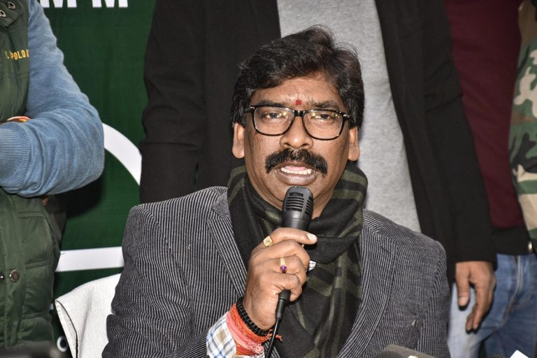 Hemant Soren to take oath today as Jharkhand chief minister