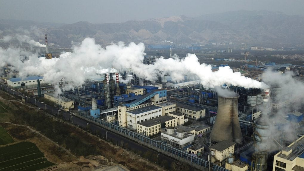 Growth in global carbon emissions slowed in 2019