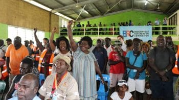 Bougainville poised to become world's newest nation