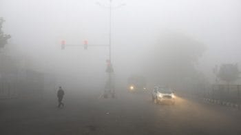 'Very dense' fog lowers visibility to zero meters in Delhi; delays 50 plus flights