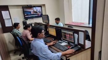 Macro data, cos' earnings, global trends to drive equity market this week: Analysts