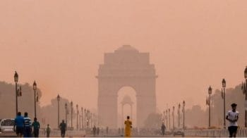 Delhi breathes hazardous air, once again