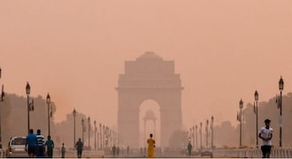 Delhi's air pollution paves the exit route for urban families