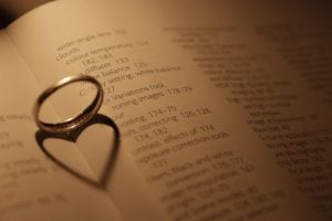 Suhan Mohammad: LOVE may be a RING that has no end but the logic is far from CIRCULAR....