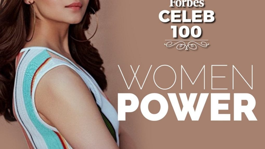2019 Forbes India Celebrity 100: Number of women in the list rise despite fall in earnings