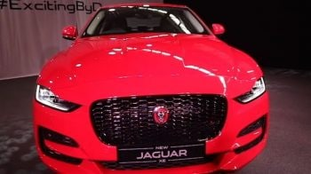 Overdrive: Jaguar 2020 XE Facelift launched in India