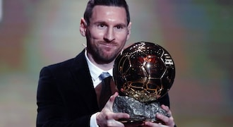 Messi, Rapinoe win Ballon d'Or awards