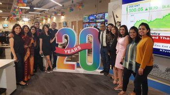 In pictures: CNBC-TV18 celebrates 20th anniversary