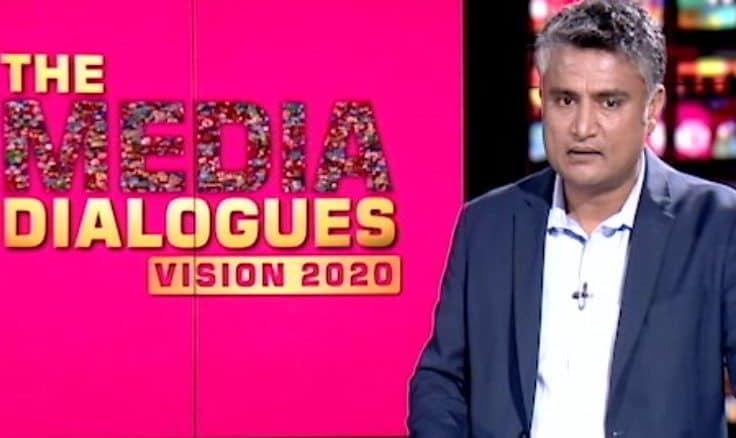 The Media Dialogues Vision 2020: GroupM CEO Prasanth Kumar on Indian media landscape