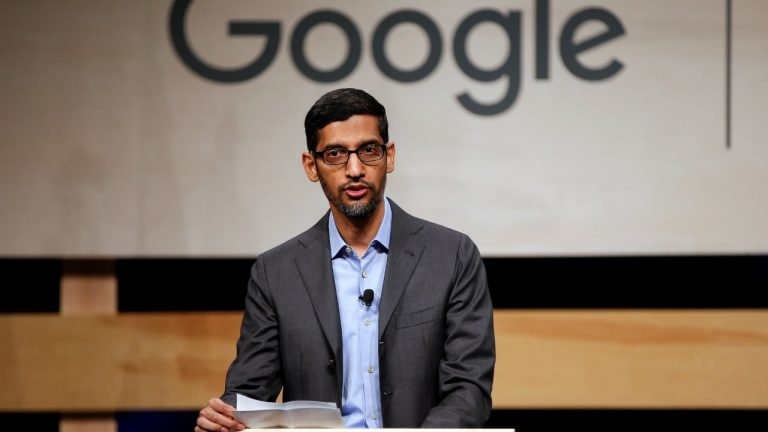 Davos 2020: For Google, privacy is at the heart of what it does, says Sundar Pichai