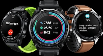 Huawei Watch GT 2 set to be launched in India on Thursday