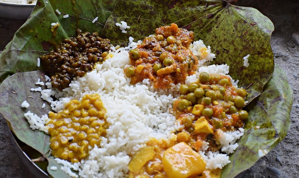 Not Khansamas or Bawarchis, Bengali vegetarian cuisine has evolved from widows and the Bhakti movement