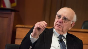 Paul Volcker, former Fed chief who tamed US inflation in the 80s, dies at 92