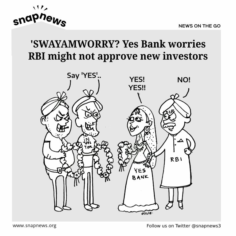 Swayamworry? Yes Bank worries RBI might not approve new investors