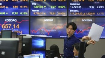 Asian shares set to gain as stimulus hopes support risk appetite