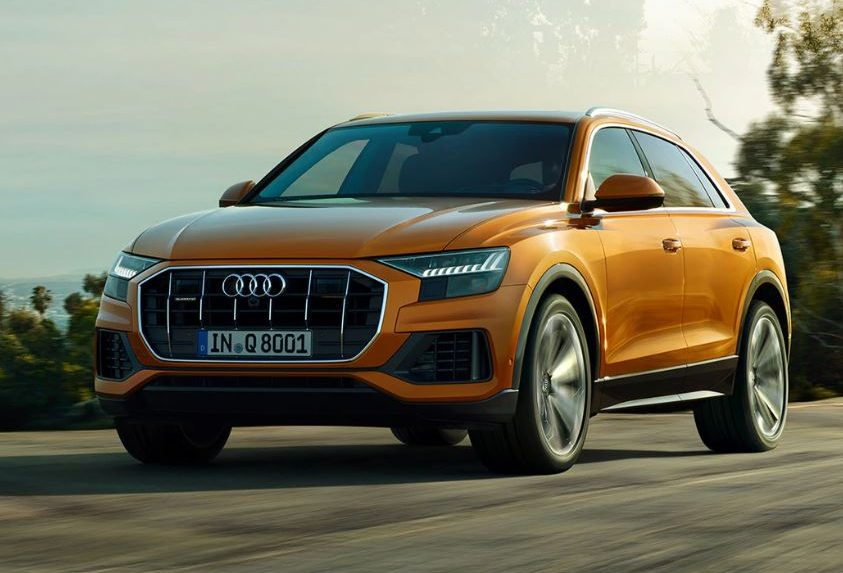 Overdrive: First drive review of Audi Q8