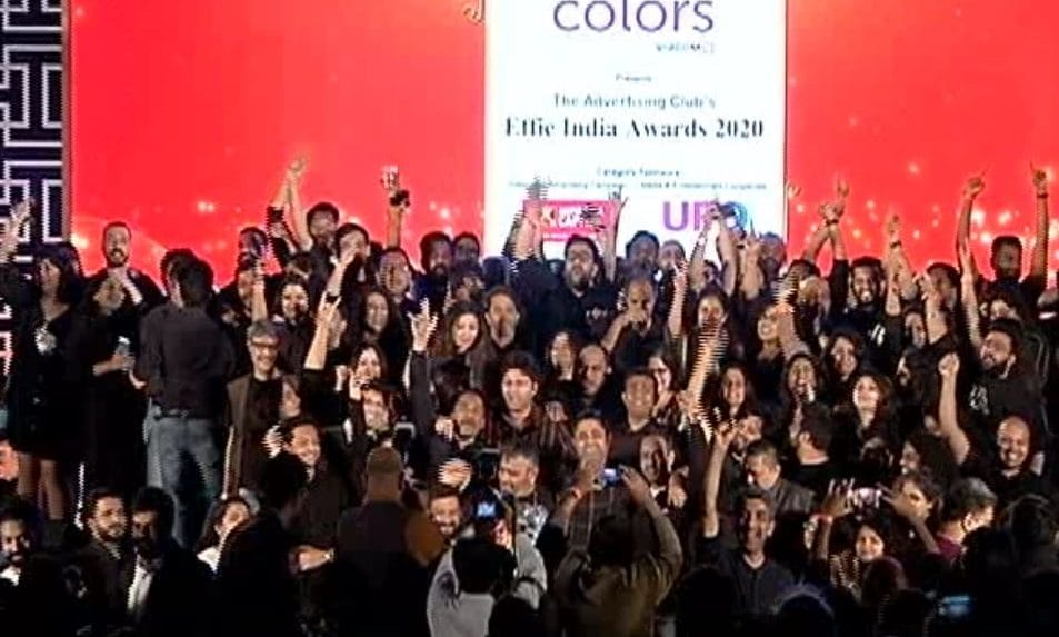 Storyboard: Here's a look at all the action from Effie Awards India 2020