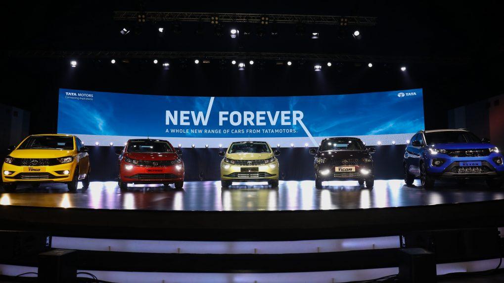 Tata Motors rolls out its first BS-VI compliant premium hatchback, Altroz