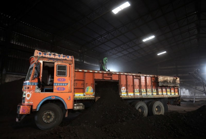 Coal India  | The state-run miner reported a 3.4 percent rise in production at 51.7 million tonnes (MT) in November as compared to 50 MT, YoY. Production during April-November 2020 increased to 334.5 MT from 330.4 MT, YoY. Offtake of coal by CIL in November increased to 51.3 MT as against 47.5 MT, YoY. (Image: Reuters)