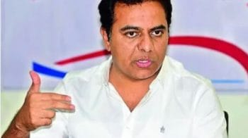 Davos 2020: Canadian pensioners' money being used for infra projects but our own pensioners' money is lying idle, says KT Rama Rao, Telangana IT minister