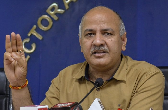 Delhi poll countdown: BJP is diverting attention from education and jobs, says Manish Sisodia