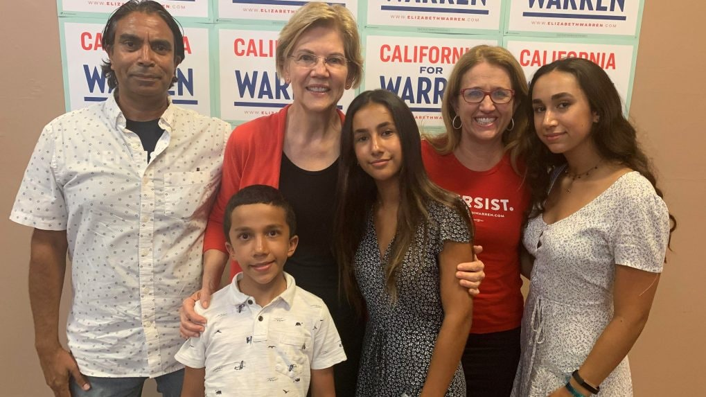 Senator Elizabeth Warren's family ties with India: Meet Sushil Tyagi, Amelia Warren's husband and father of three