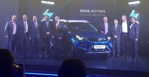 Tata Group bets big on the electric vehicle ecosystem