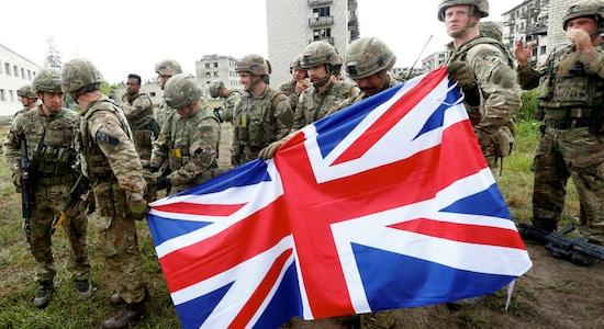No 8   UK   Global Firepower PowerIndex: 0.180 (Image: Reuters)