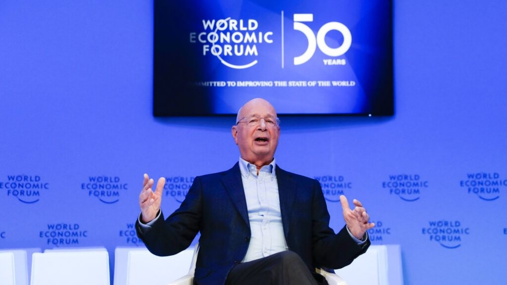 Davos chief welcomes views of Trump, Greta Thunberg at forum