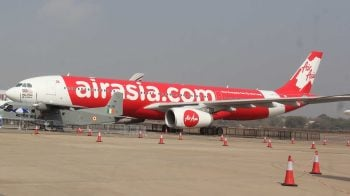AirAsia's liabilities exceed its assets by over $400 million; auditors question airline's future