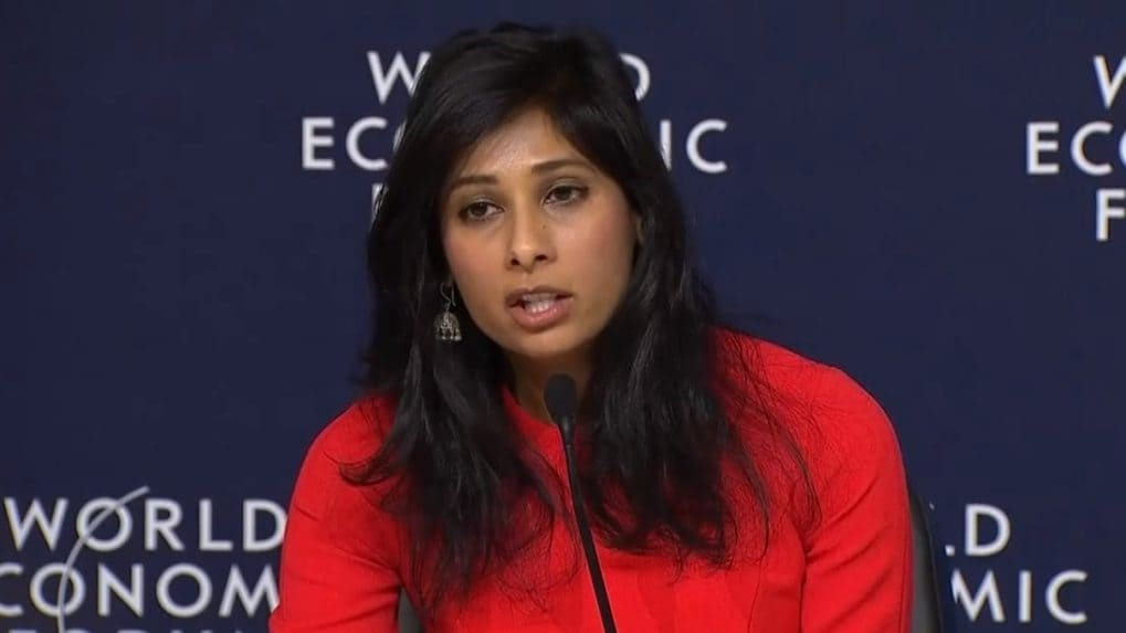 Davos 2020: IMF's Gita Gopinath says India's GDP revision due to weakness in credit, rural income growth