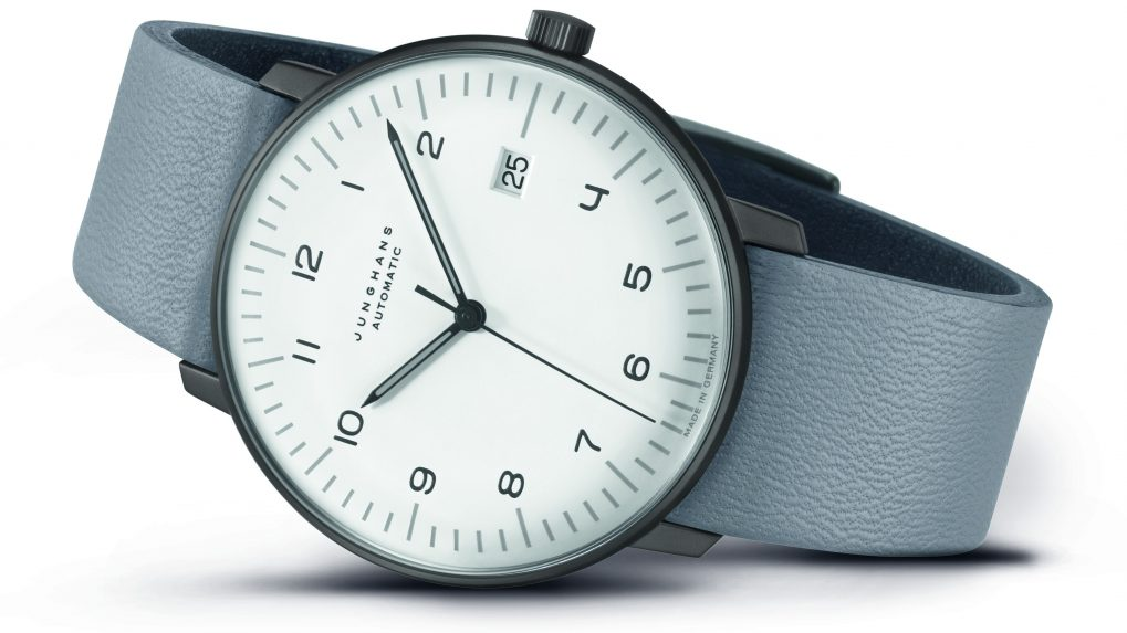 The quiet elegance of Bauhaus-inspired watches